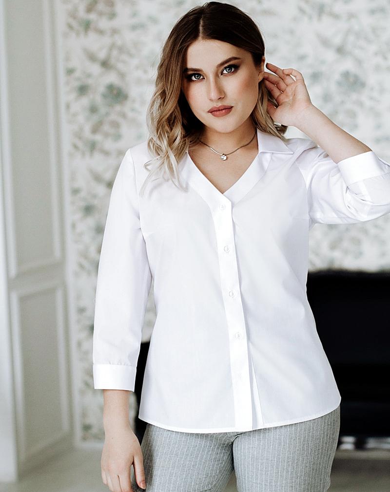 Белые  блузки  Ярослава
